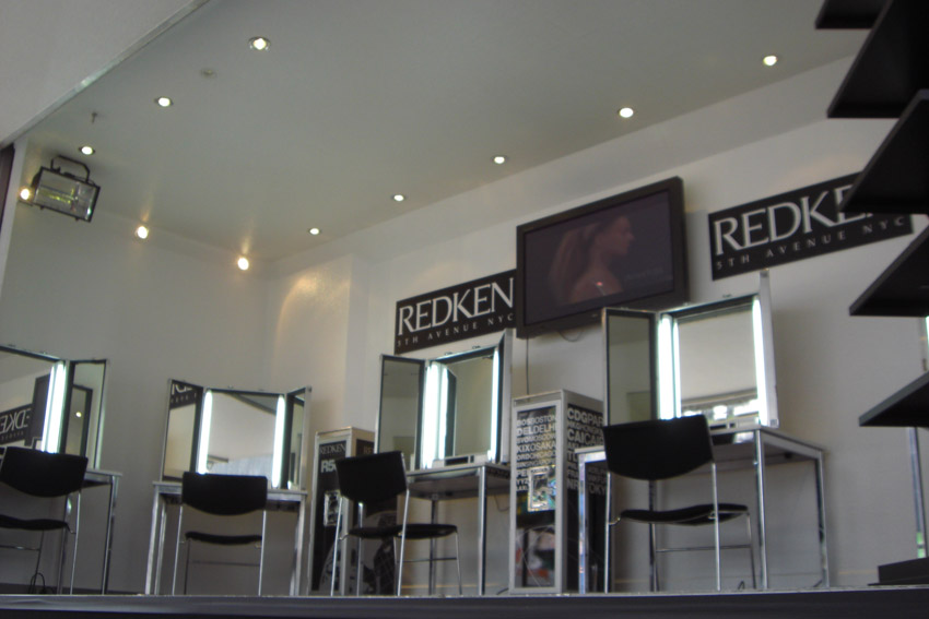 Redken Roadshow Berlin Fashionweek